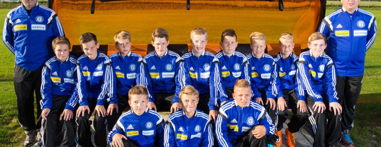 U16 gewinnt Heimspiel