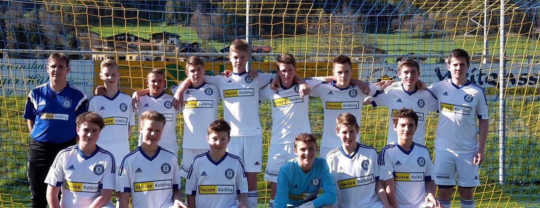 Nachwuchsmannschaften im Mittelfeld